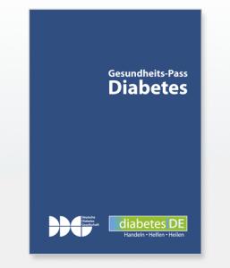 Gesundheitspass Diabetis